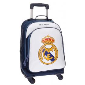 Plecak na kółkach Real Madryt