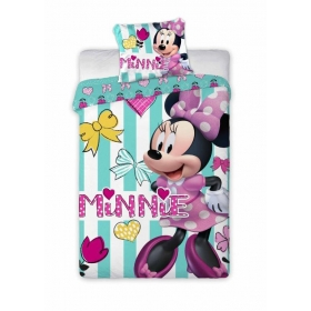 Minnie Mouse baby bedset - 100x135cm