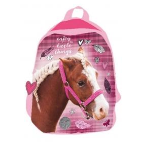 Kindergarten backpack - horse