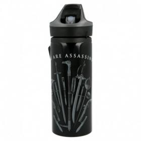 Stor Young Adult Premium Aluminium Bottle 600 Ml Assassins Creed
