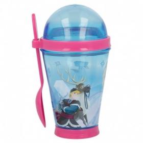 Stor Vaso Yogur 355 Ml. Frozen Iridescent Aqua