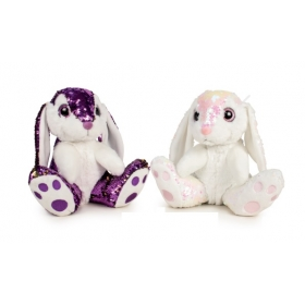 Rabbit 25 cm 2 asst plush