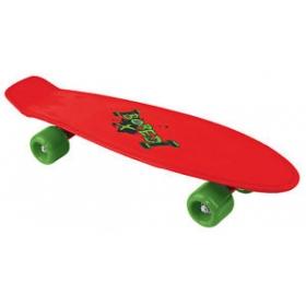 Bored Neon X Skateboard - Red