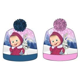 Masha and Bear autumn / winter hat