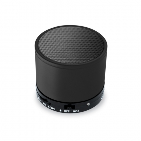 Junior bluetooth speaker black