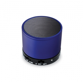 Junior bluetooth speaker blue