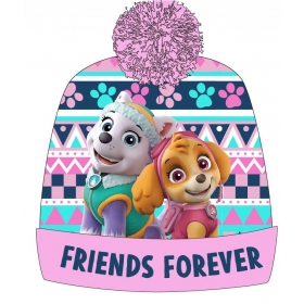 Paw Patrol girl's autumn / winter cap