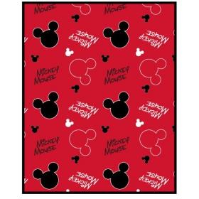 Mickey Mouse baby fleece blanket