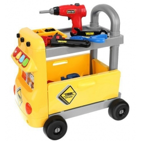 Tool trolley for boys