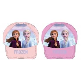 Frozen girls' cap with a visor