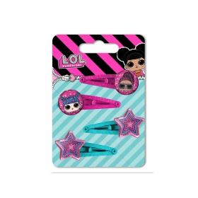 LOL Surprise 4 hair clips